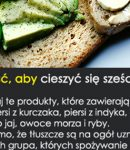 Co należy jeść, aby cieszyć się sześciopakiem?