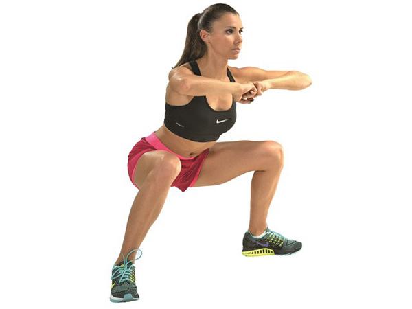 Jak schudnąć z nóg od kolan w dół